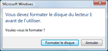 message formater